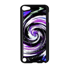 Canvas Acrylic Digital Design Apple Ipod Touch 5 Case (black)