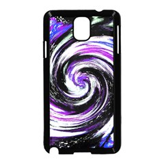 Canvas Acrylic Digital Design Samsung Galaxy Note 3 Neo Hardshell Case (Black)