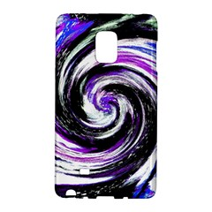 Canvas Acrylic Digital Design Galaxy Note Edge