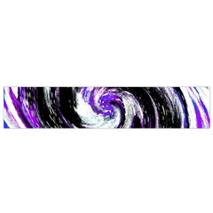 Canvas Acrylic Digital Design Flano Scarf (small)