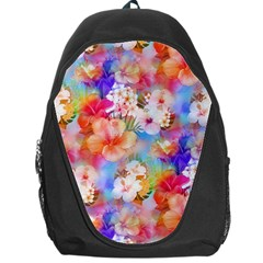 Tropical Hawaiian Garden  Backpack Bag