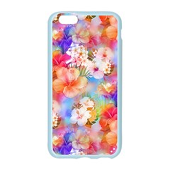 Tropical Hawaiian Garden  Apple Seamless iPhone 6/6S Case (Color)