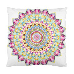 Kaleidoscope Star Love Flower Color Rainbow Standard Cushion Case (One Side)