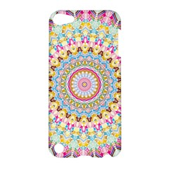 Kaleidoscope Star Love Flower Color Rainbow Apple iPod Touch 5 Hardshell Case
