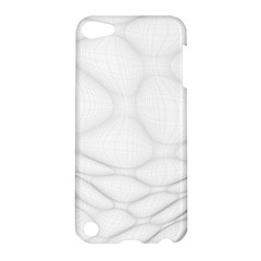 Line Stone Grey Circle Apple iPod Touch 5 Hardshell Case