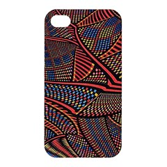 Random Inspiration Apple iPhone 4/4S Premium Hardshell Case
