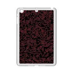 Random Pink Black Red iPad Mini 2 Enamel Coated Cases