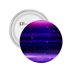 Space Planet Pink Blue Purple 2.25  Buttons