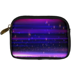 Space Planet Pink Blue Purple Digital Camera Cases