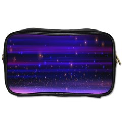 Space Planet Pink Blue Purple Toiletries Bags