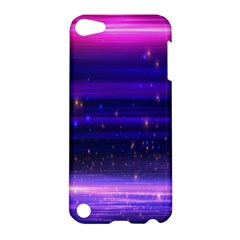 Space Planet Pink Blue Purple Apple iPod Touch 5 Hardshell Case