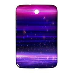 Space Planet Pink Blue Purple Samsung Galaxy Note 8.0 N5100 Hardshell Case