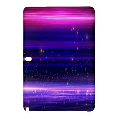 Space Planet Pink Blue Purple Samsung Galaxy Tab Pro 10.1 Hardshell Case