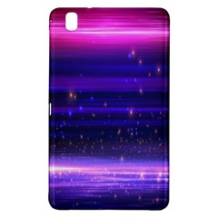 Space Planet Pink Blue Purple Samsung Galaxy Tab Pro 8.4 Hardshell Case
