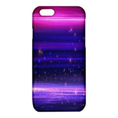 Space Planet Pink Blue Purple iPhone 6/6S TPU Case