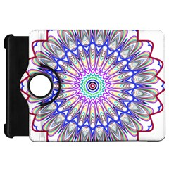 Prismatic Line Star Flower Rainbow Kindle Fire HD 7
