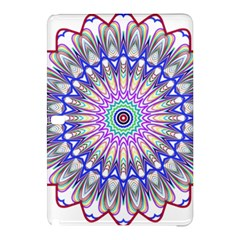 Prismatic Line Star Flower Rainbow Samsung Galaxy Tab Pro 10.1 Hardshell Case