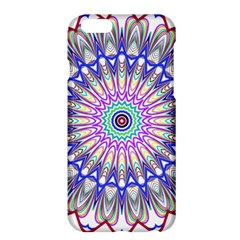 Prismatic Line Star Flower Rainbow Apple iPhone 6 Plus/6S Plus Hardshell Case