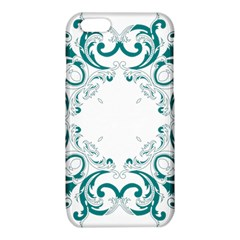 Vintage Floral Style Frame iPhone 6/6S TPU Case