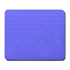 Ripples Blue Space Large Mousepads