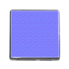 Ripples Blue Space Memory Card Reader (Square)
