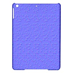Ripples Blue Space iPad Air Hardshell Cases