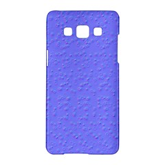 Ripples Blue Space Samsung Galaxy A5 Hardshell Case