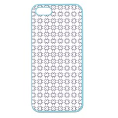 Violence Head On King Purple White Flower Apple Seamless iPhone 5 Case (Color)