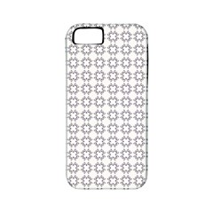 Violence Head On King Purple White Flower Apple iPhone 5 Classic Hardshell Case (PC+Silicone)