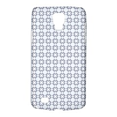 Violence Head On King Purple White Flower Galaxy S4 Active