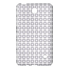 Violence Head On King Purple White Flower Samsung Galaxy Tab 4 (7 ) Hardshell Case
