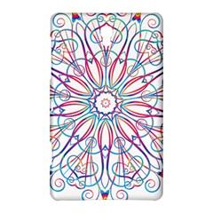 Frame Star Rainbow Love Heart Gold Purple Blue Samsung Galaxy Tab S (8.4 ) Hardshell Case