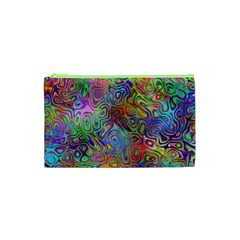 Glass Rainbow Color Cosmetic Bag (XS)