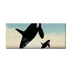 Whale Mum Baby Jump Cosmetic Storage Cases