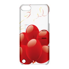 Balloon Partty Red Apple iPod Touch 5 Hardshell Case with Stand