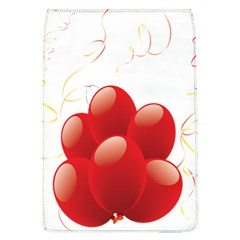 Balloon Partty Red Flap Covers (L)