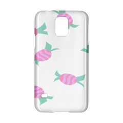Candy Pink Blue Sweet Samsung Galaxy S5 Hardshell Case