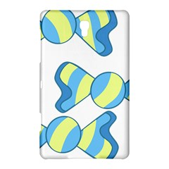 Candy Yellow Blue Samsung Galaxy Tab S (8 4 ) Hardshell Case