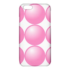 Circle Pink iPhone 6/6S TPU Case