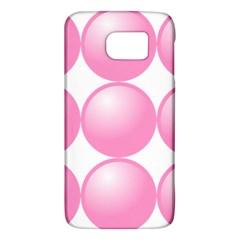 Circle Pink Galaxy S6