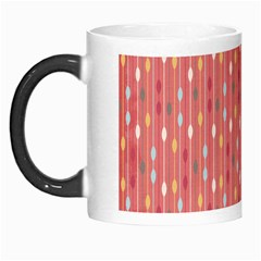 Circle Red Freepapers Paper Morph Mugs