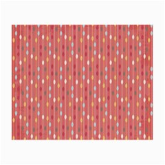 Circle Red Freepapers Paper Small Glasses Cloth (2-Side)