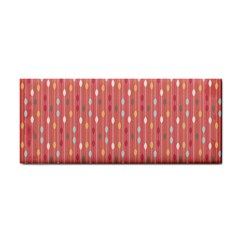 Circle Red Freepapers Paper Cosmetic Storage Cases