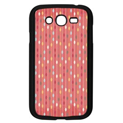 Circle Red Freepapers Paper Samsung Galaxy Grand DUOS I9082 Case (Black)