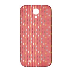 Circle Red Freepapers Paper Samsung Galaxy S4 I9500/I9505  Hardshell Back Case