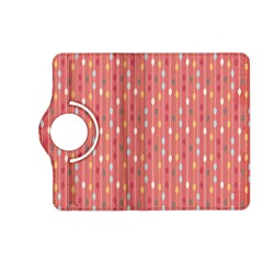 Circle Red Freepapers Paper Kindle Fire HD (2013) Flip 360 Case