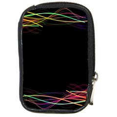Colorful Light Frame Line Compact Camera Cases