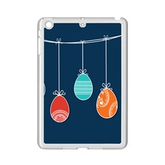 Easter Egg Balloon Pink Blue Red Orange iPad Mini 2 Enamel Coated Cases