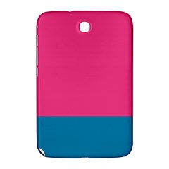 Flag Color Pink Blue Samsung Galaxy Note 8.0 N5100 Hardshell Case