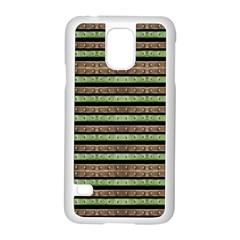 7200x7200 Samsung Galaxy S5 Case (White)